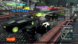 Burnout Paradise Multiplayer Gameplay - 60FPS