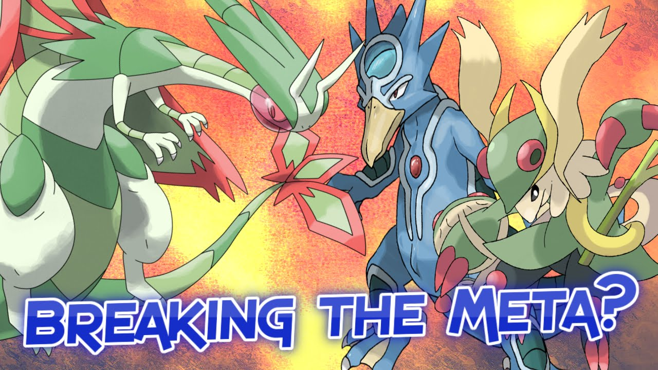 Will new mega evolutions ruin competitive pokemon pok mon z speculation youtube - Pokemon tortank mega evolution ...