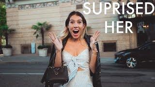 Surprised her - taking my girlfriend on a secret trip (4k)