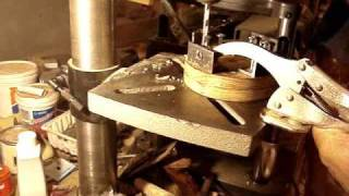 Building A Lathe Chuck For A Drill 1
