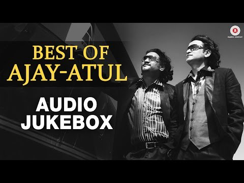 Best Of Ajay - Atul - Hit Marathi Songs Audio Jukebox - Zingaat, Bring It On & Many More