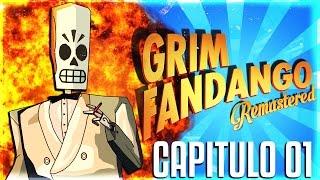 V�deo Grim Fandango Remastered