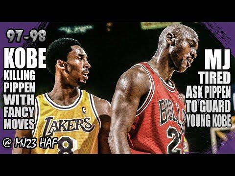 Kobe Bryant vs