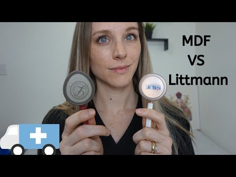 MDF vs Littmann