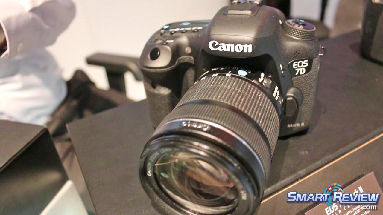 Camera Canon New Dslr Camera ces 2015 canon eos 7d mark ii dual pixel cmos new dslr camera