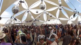 thugfucker disco knights burning man 2016 with link to robot heart system