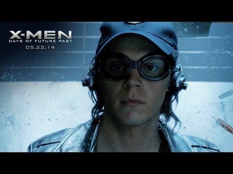"X-Men: Days of Future Past | ""Quicksilver"" Power Piece [HD] | 20th Century FOX"