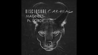 Disclosure-Magnets Ft. Lorde: Lyrics mp3