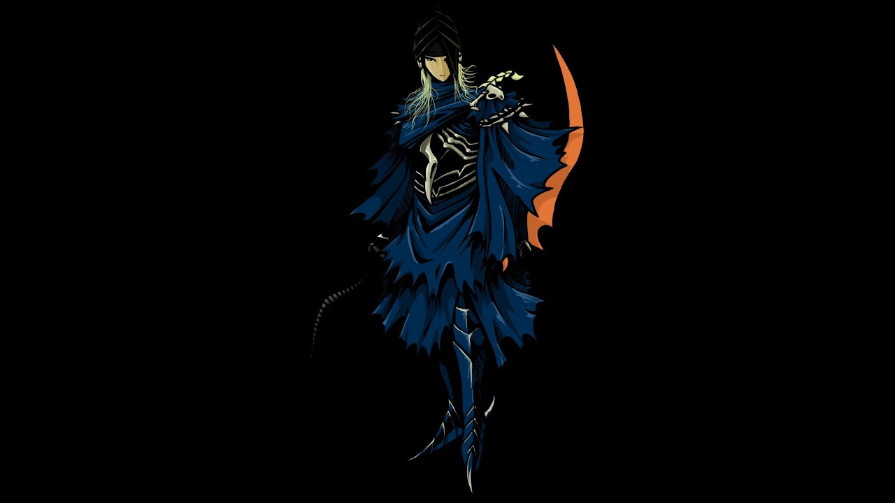 Dark Souls Ciaran Fight Ng 7 Youtube