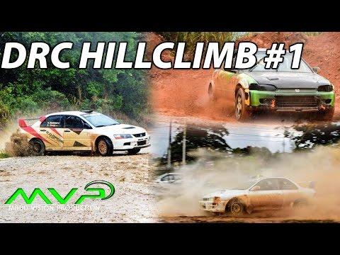 AMSOIL Coverage of the DRC Hillclimb #1 2017