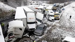 Bad Highway Pileup - 2015 (HD)