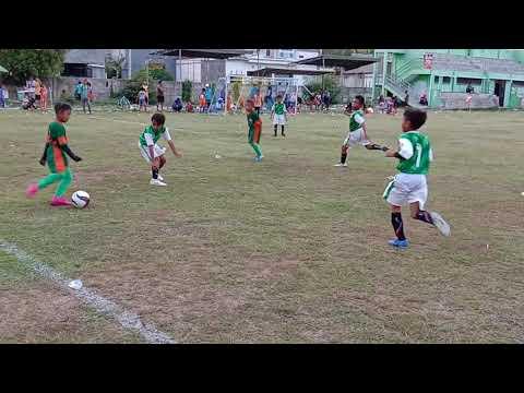 Turnamen Piala Ssb SFF KU-2009, SURYANAGA Galing VS Mitra Surabaya 3-1 Babak Final (adu Pinalti)