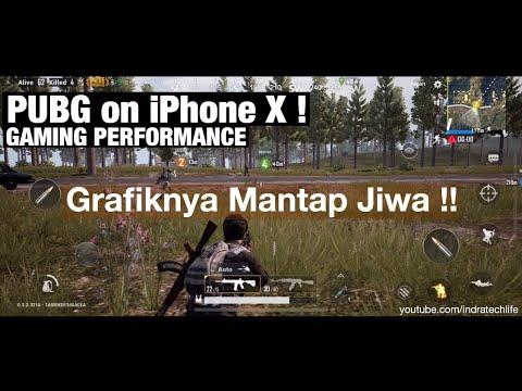 Main PUBG Mobile di iPhone X bareng Satria - RATA KANAN ! (Gameplay) Indonesia