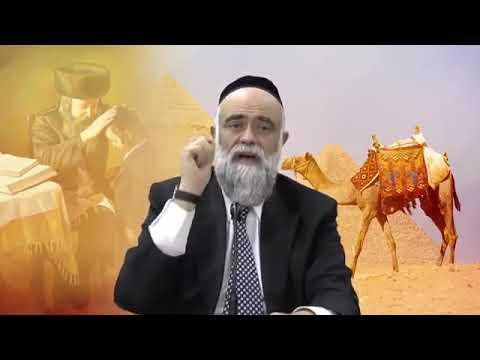 """למה דווקא אפרים ומנשה הצטרפו כבנים ליעקב? הרב משה פינטו שליט""""א"""