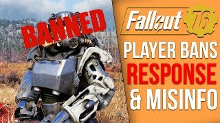 Bethesda Responds to Fallout 76 Bans and Essay Requests