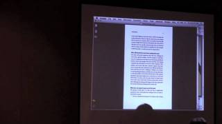 The difference between PDF and ePUB files