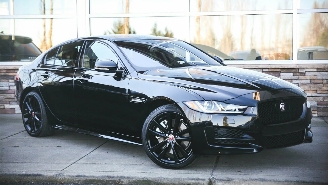 2017 Jaguar Xe 35t Awd First Look Interior Exterior And Drive