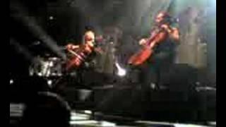 Apocalyptica Auditorio Nacional, 5/Feb/08