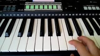 Разбор на песню: Пошлая Молли - ЛПТС на пианино