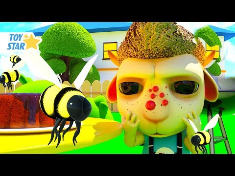 New 3D Cartoon For Kids ¦ Dolly And Friends ¦ Bumblebee
