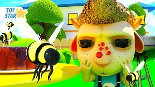 New 3D Cartoon For Kids  Dolly And Friends  Bumblebee