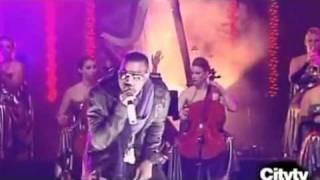 Kanye West Stronger live