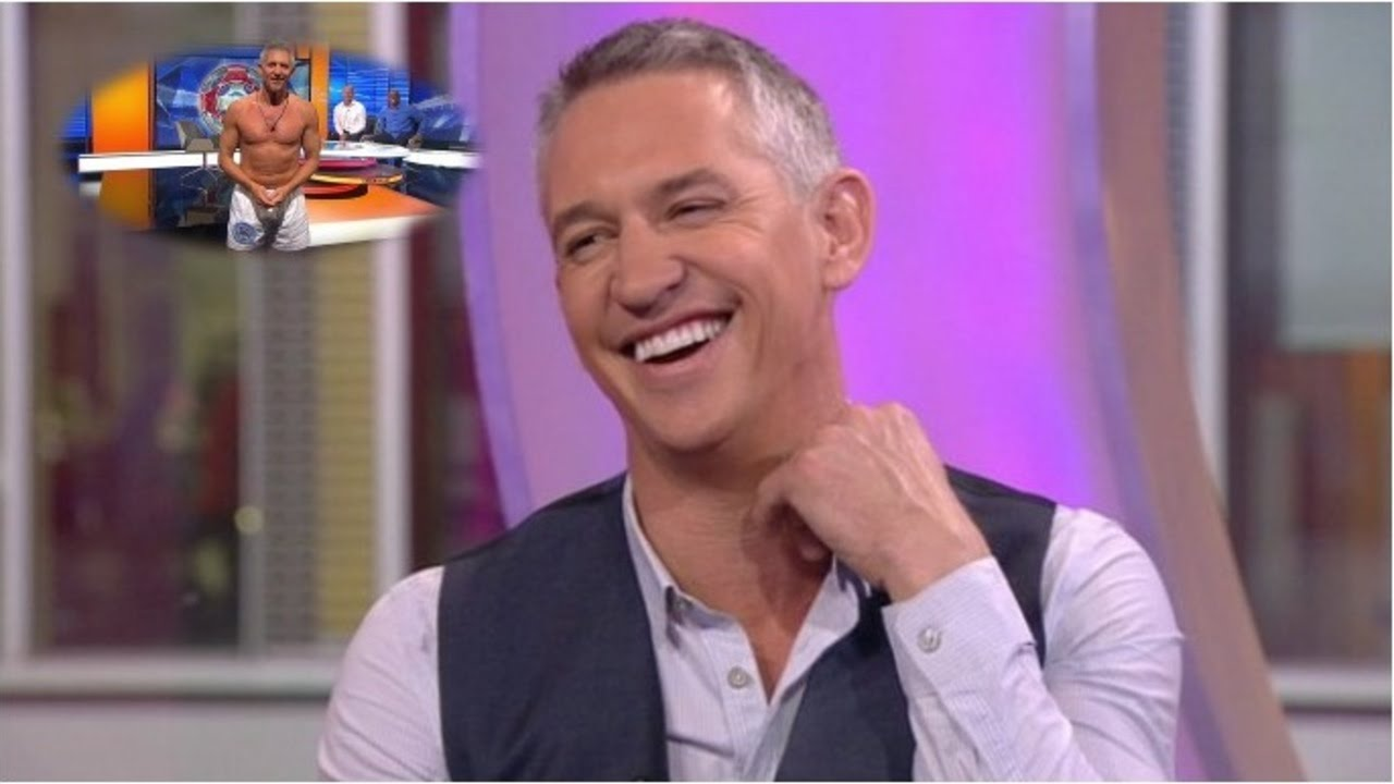 Download Gary Lineker Presents Match of The Day In His Underpants