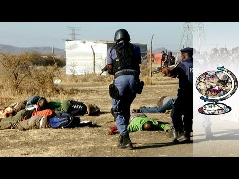 Why Are S.A. Platinum Workers About To Strike Again? (2013)