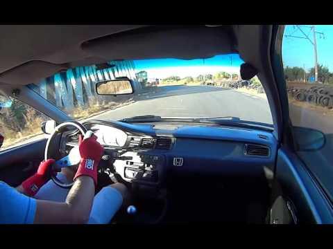 Honda Civic EG - Odessa Time Attack