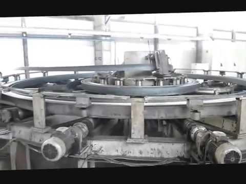 Производство электросварных труб диаметром 16,0 - 63,5 мм