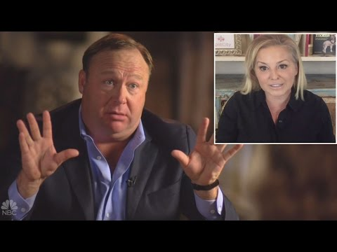 Alex Jones' Ex-Wife Reacts to Megyn Kelly Interview: 'He Looked Like a Moron'