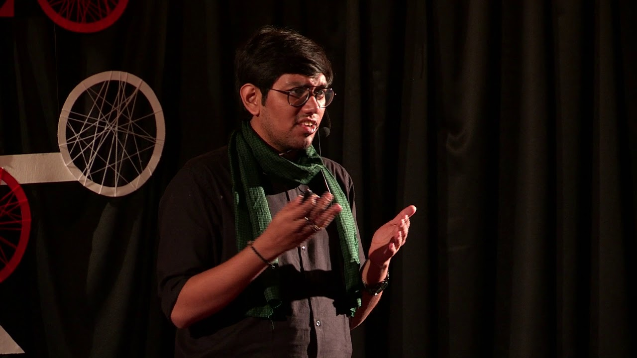 The true essence of inclusion   Siddhant Shah   TEDxYouth@PPSIJC