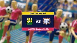 Bucaramanga vs Chicó  -Mejores jugadas  -  Fecha 16   Liga Aguila II 2018