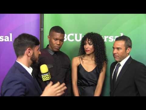 Gauis Charles, Brooklyn Sudano & Michael Irby Talk Taken  NBC Summer Press Day
