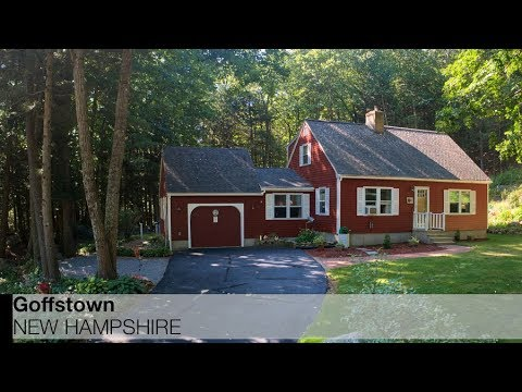 Video of 28 Gold Finch Road | Goffstown New Hampshire real estate & homes by Celine Belanger