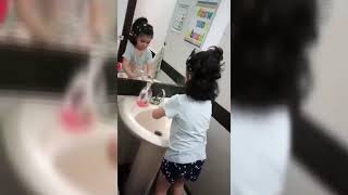 Hand Washing and Cleanliness!