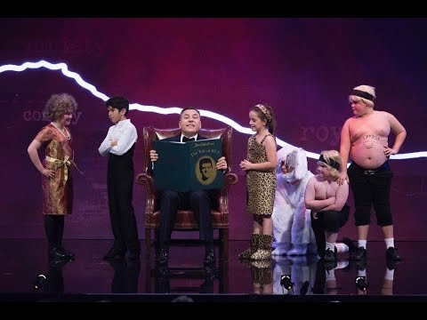 The story of BGT - The Royal Variety Performance 2016