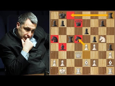 Chucky Goes Into Overdrive | Gelfand vs Ivanchuk | Candidates Tournament 2013. | Round 4