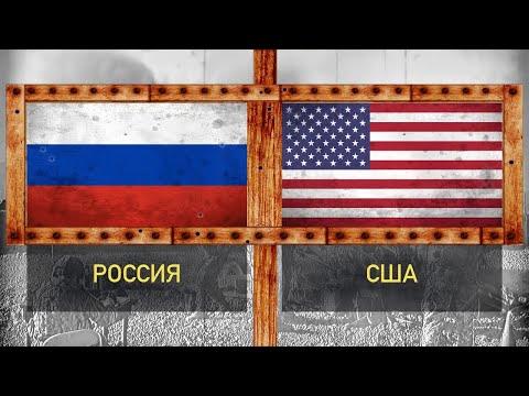 сравнение россии и сша