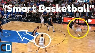 "How The Jazz Offense Executes ""Smart Basketball"""