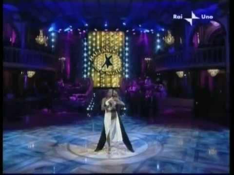 Ballando con le stelle Rumba Fiona May + Angelo Madonia