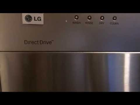 Lg Dishwasher Making Loud Noise You