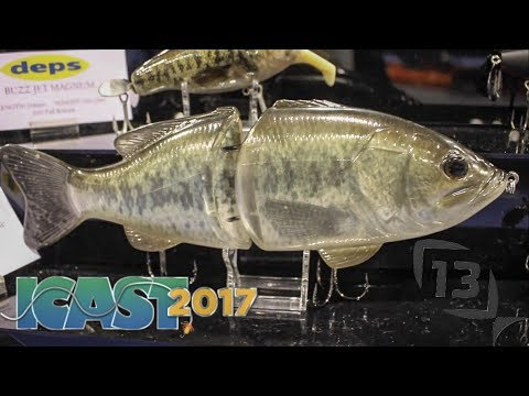 New products: iCast 2017 was Epic! Vlog #2