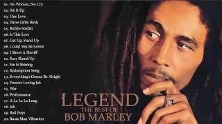 Bob Marley Greatest Hits Reggae Song 2020 - Top 30 Best Song Bob Marley