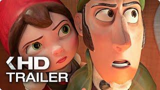 SHERLOCK GNOMES Clip & Trailer German Deutsch (2018) Exklusiv
