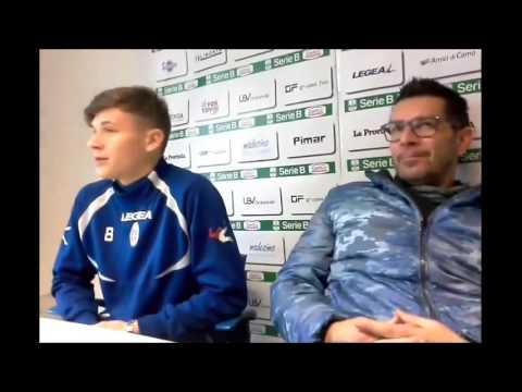 07/01/2015 - Nicolò Barella, presentazione col Como Calcio