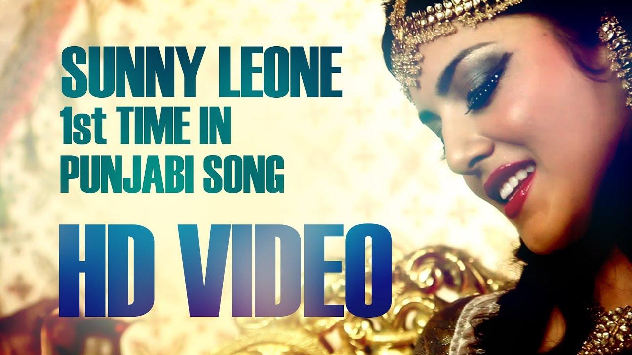 New Punjabi Songs - Sunny Leone  Bring It Back  Full Hd -9058
