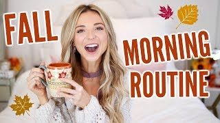 COZY Fall Morning Routine 2017! | Dani Austin