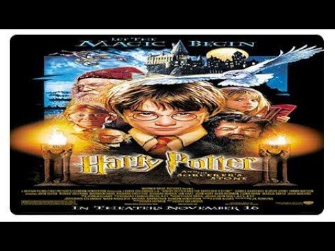 سلسلة هاري بوتر كاملة