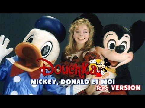 DOUCHKA - Mickey Donald et moi [CLIP OFFICIEL - 1ère version] 1984